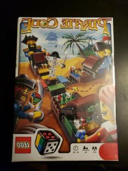 Lego Pirate Code Game   Brand New Sealed Free Shipping