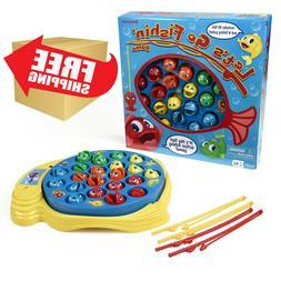 Pressman Original Classic Fishing Game Catch Fish Kids Toys