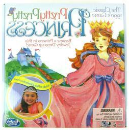 PRETTY PRETTY PRINCESS BOARD GAME Classic Kid Dress Up Jewel