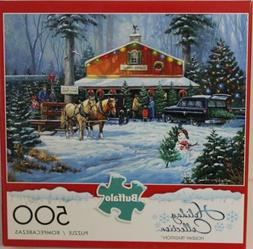 Buffalo Games PUZZLE Holiday Collection Holiday Tradition 50