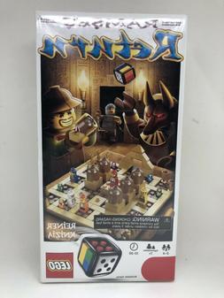 LEGO Ramses Return Board Game 3855 New/Sealed