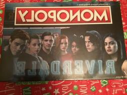 Monopoly Riverdale Board Game- Brand New- CW TV series. Arch