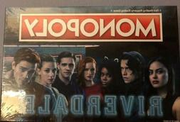 Monopoly: Riverdale Board Game Merchandise New Sealed