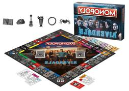 Monopoly Riverdale Board Game Official Based on The Popular