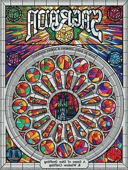 Floodgate Games Sagrada Board Game