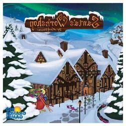 santas workshop board games