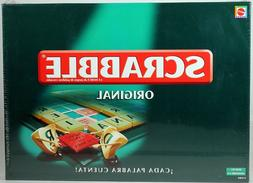 Scrabble Original Board Game Spanish Español Version Mattel
