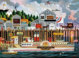 Buffalo Games By The Sea By Charles Wysocki Jigsaw Puzzle 10