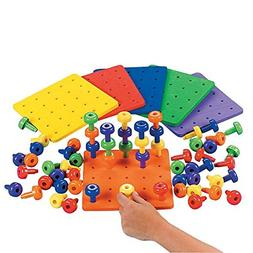sensory toys for autistic children stack it