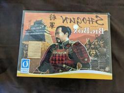 Shogun Big Box Boardgame Kickstarter Edition Queen Games NIS