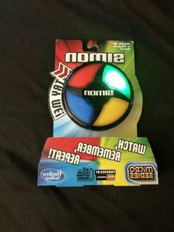 Hasbro Gaming Simon Micro Series Game, New in Box