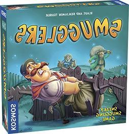 Thames & Kosmos Smugglers Board Game