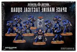 Space Marine Tactical Squad Warhammer 40K Games Workshop NIB