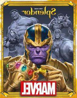 Splendor Marvel Board Game Asmodee NEW IN BOX!
