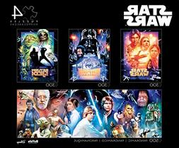star wars collector 1 puzzle