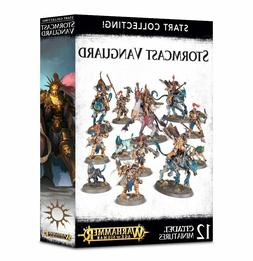 Start Collecting Stormcast Vanguard Games Workshop Age of Si