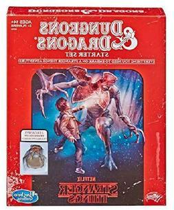Hasbro Gaming Stranger Things Dungeons  Dragons Roleplaying