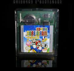 Super Mario Bros. Deluxe - Nintendo Game Boy Color Game Cart