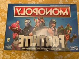 Monopoly Table Game Fortnite Edition Board Game Original Fam