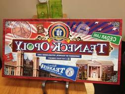 Teaneckopoly - A monopoly type game