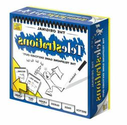 Telestrations 8 Player - The Original, New, Free Shipping.