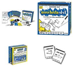USAopoly Telestrations Original 8 Player Board Game | #1 LOL
