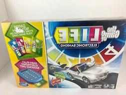 Hasbro The Game of Life Electronic Banking Brand New Factory