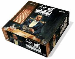 The Godfather: Corleone's Empire Board Game - Brand New! Sea