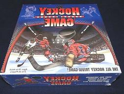 The Hockey Trivia Board Game Sports Trivia Sports Fan NIB