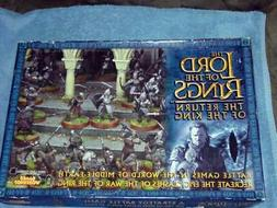Games Workshop - The LORD of the RINGS game - The Return of