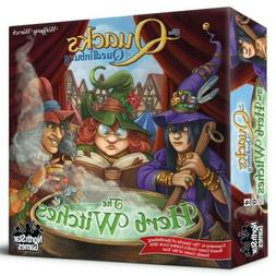 The Quacks of Quedlinburg: The Herb Witches Expansion Board