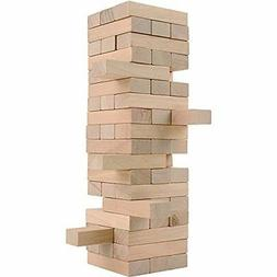 Timber Stacking Games Tower Wood Block Original Edition