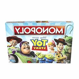 Toy Story 4 Monopoly Board Game Disney Family Game Brand New