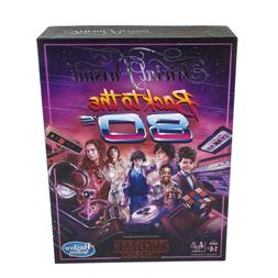 Trivial Pursuit Netflix's Stranger Things Back to The 80s Ed