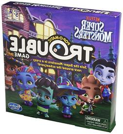 Hasbro Trouble: Netflix Super Monsters Edition Board Game Ki