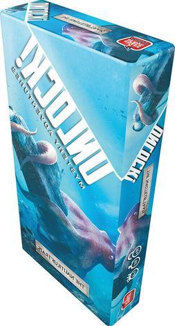 unlock nautilus trap board game sealed brand