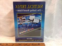 Vintage 1999 NAUTICAL TRIVIA The Sailing Board Game Family E