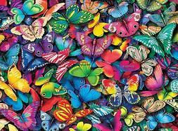 Buffalo Games - Vivid Collection - Butterflies - 1000 Piece