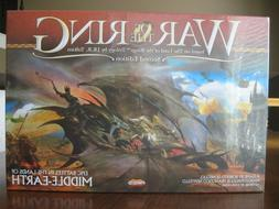 War of the Ring Board Game LOTR Ares Games BRAND NEW, factor