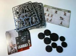 Games Workshop Warhammer AoS Warcry Untamed Beasts Warband