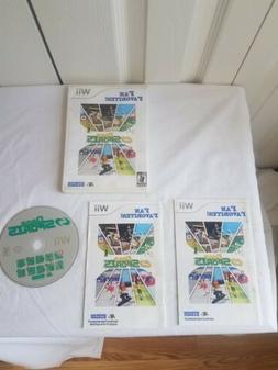 Nintendo Wii Deca Sports Video Game Fan Favorites complete 2