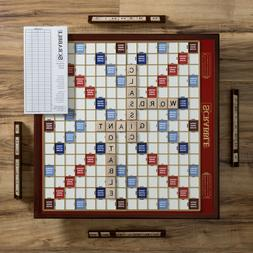 Winning Solutions® Giant Scrabble Game - Deluxe Wood Edi