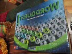 Word Quest Board Game Factory Sealed Word Search New