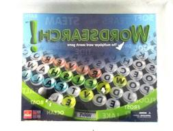 Word Quest Board Game 2011 Factory Sealed Word Search New