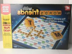 Words With Friends Board Game Hasbro New Sealed Social Media