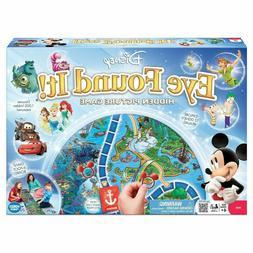 world of eye found it board game