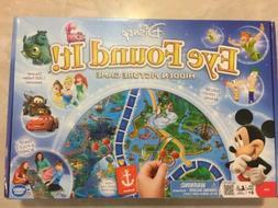 World of Disney Eye Found It Board Game I SPY DISNEY FIND HI