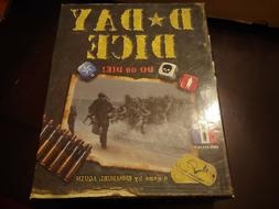 x1 D-Day Dice Valley Games Board Game Complete TexasNerdGame