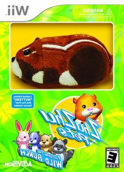 Zhu Zhu Pets: Wild Bunch with Zhu Zhu Hamster - Nintendo Wii