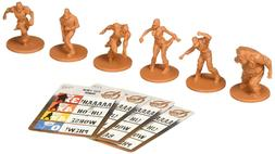 Zombicide: Angry Zombies Board Game